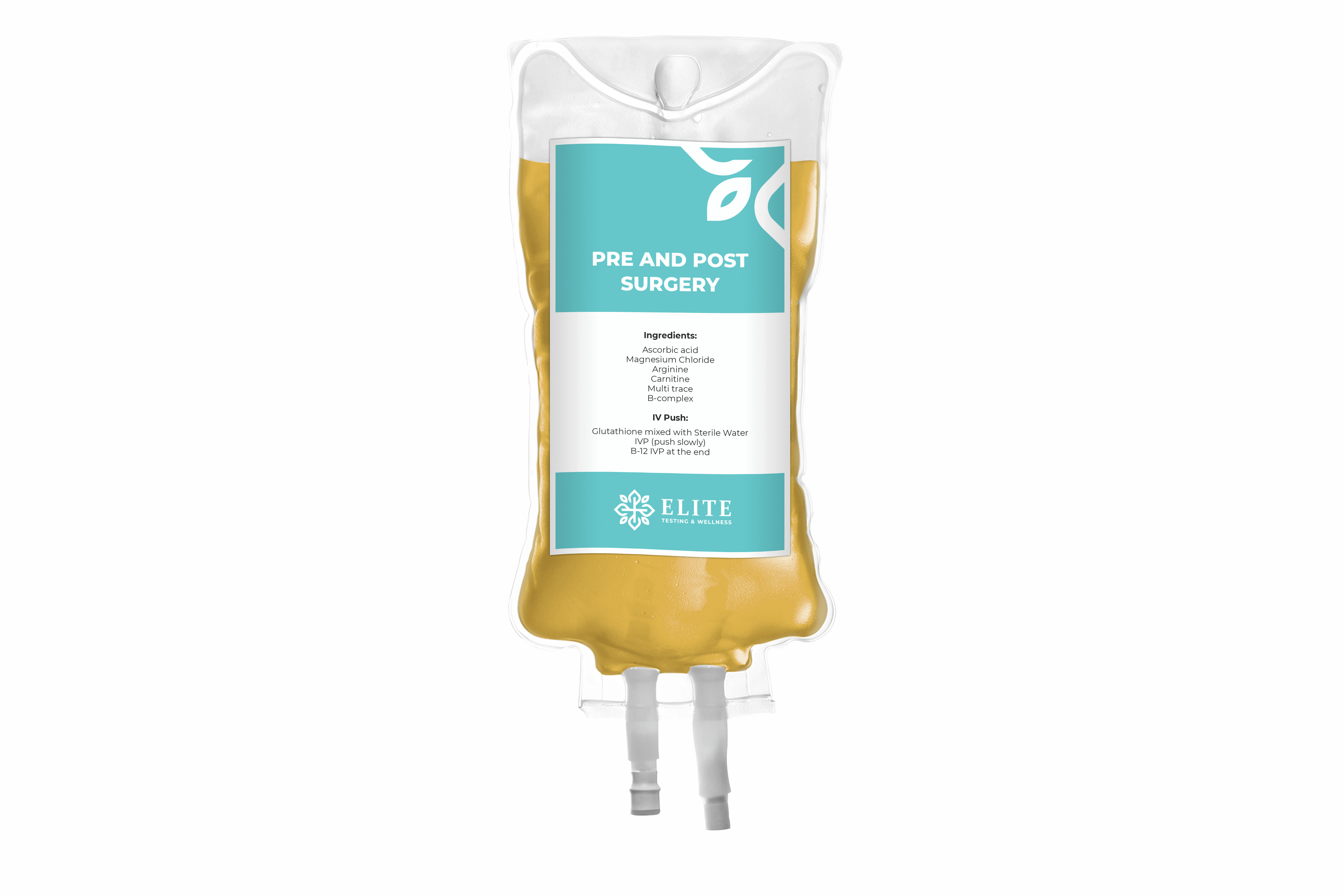 Pre and Post Surgery Recovery IV Infusion drip Atlanta